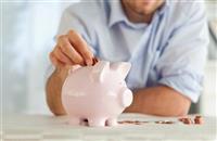 Домакинствата държат 43 млрд лева в банките