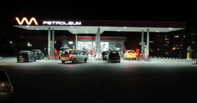 бензиностанция марешки