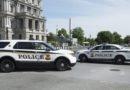 Полицай бе намушкан на летище в щата Мичиган