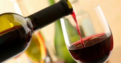 Вино против болки в гърлото