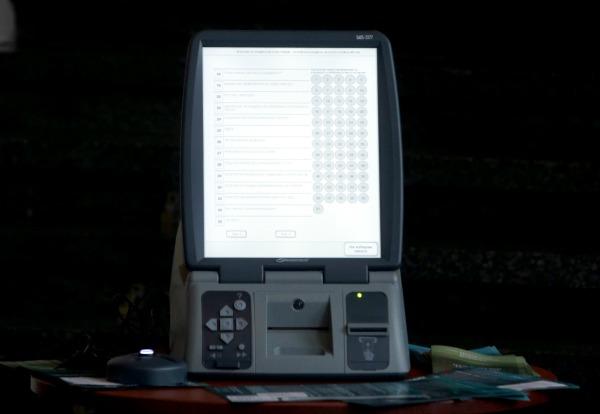 машини за гласуване