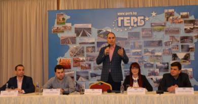 Цветанов: ГЕРБ ще спечели изборите, защото хората знаят, че БСП не може да управлява България