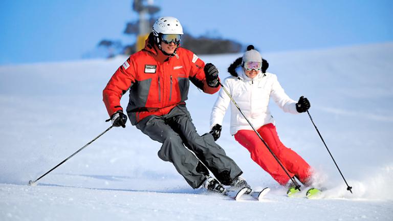 ски, скиори