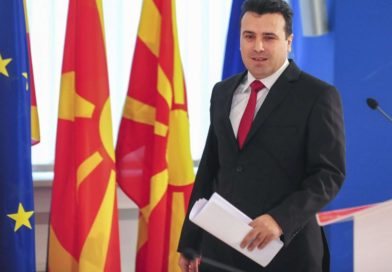 Заев: Мое право е да говоря македонски език
