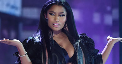 LAS VEGAS, NV - MAY 17:  Recording artist Nicki Minaj performs during the 2015 Billboard Music Awards at MGM Grand Garden Arena on May 17, 2015 in Las Vegas, Nevada.  (Photo by Ethan Miller/Getty Images)