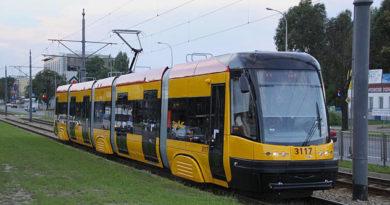 нов трамвай