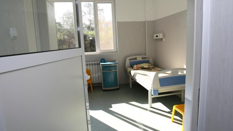 болница, детско отделение