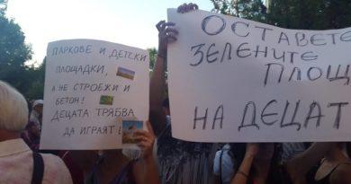младост протест
