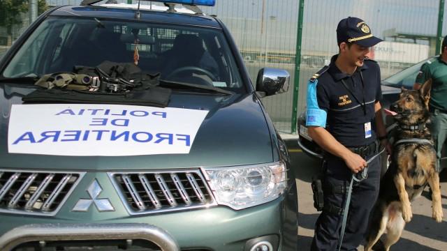 полиция_Румъния