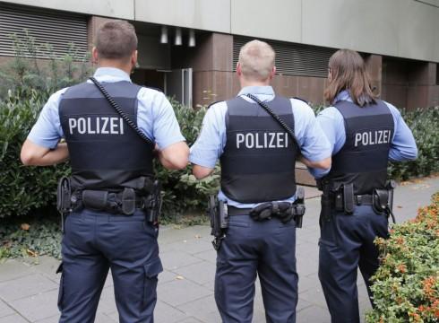полиция_германия