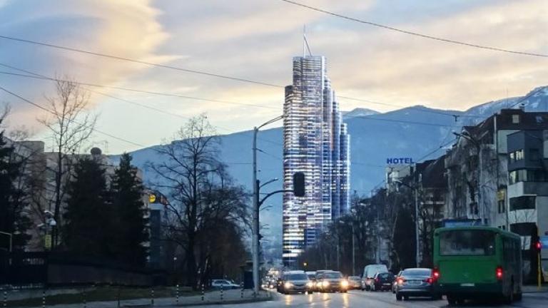 Парадайс Тауър, небостъргач