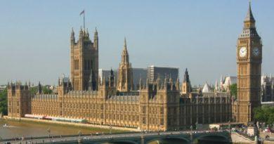 Лондон парламент