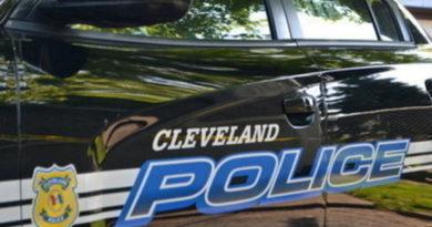 полиция кливланд