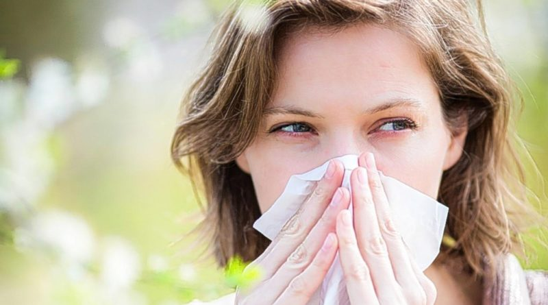 алергия, алергии