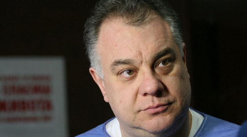 д-р Мирослав Ненков