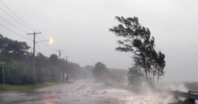 Ураганен вятър остави без ток над 140 хил. домакинства в Чехия