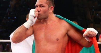 Кубрат Пулев може да се изправи срещу шведски боксьор през април