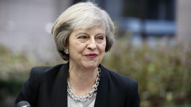 Мей привика министрите за обсъждане на Брекзит