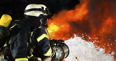 И пожарникарите искат увеличение на заплатите