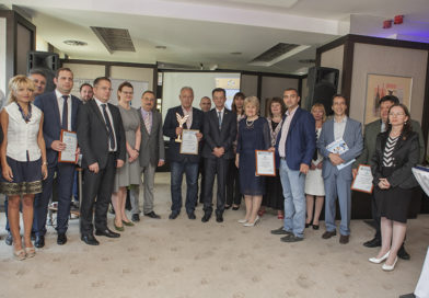 Стопанска академия награди най-добрите общински администрации по прилагане на СФУК