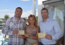 Трима шампиони подкрепиха обединителния събор на българите край могилата на цар Кубрат в Украйна