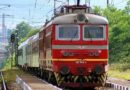 Запали се бързият влак Варна – София