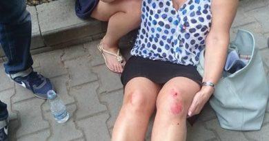 Пребиха две жени в центъра на София
