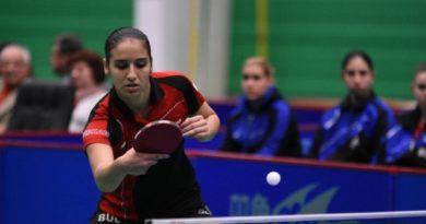 Мария Йовкова спечели европейската титла  в тениса на маса