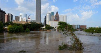 наводнение хюстън