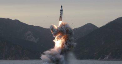 северна корея ракета