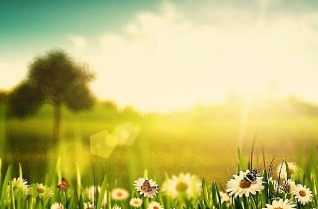 През деня  ще преобладава слънчево време