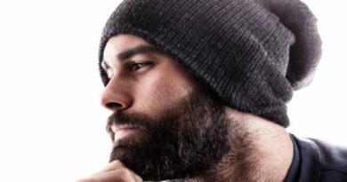 мъж с брада