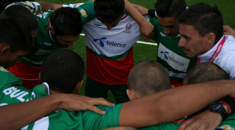 футбол за бездомни
