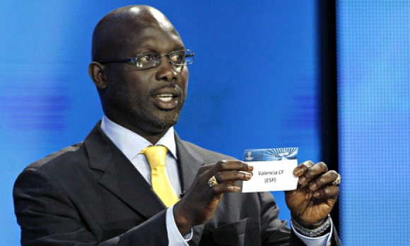 Футболната легенда Джордж Уеа печели изборите в Либерия