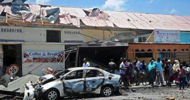 Жертвите от атентата с камион бомба в Сомалия достигнаха 358 души