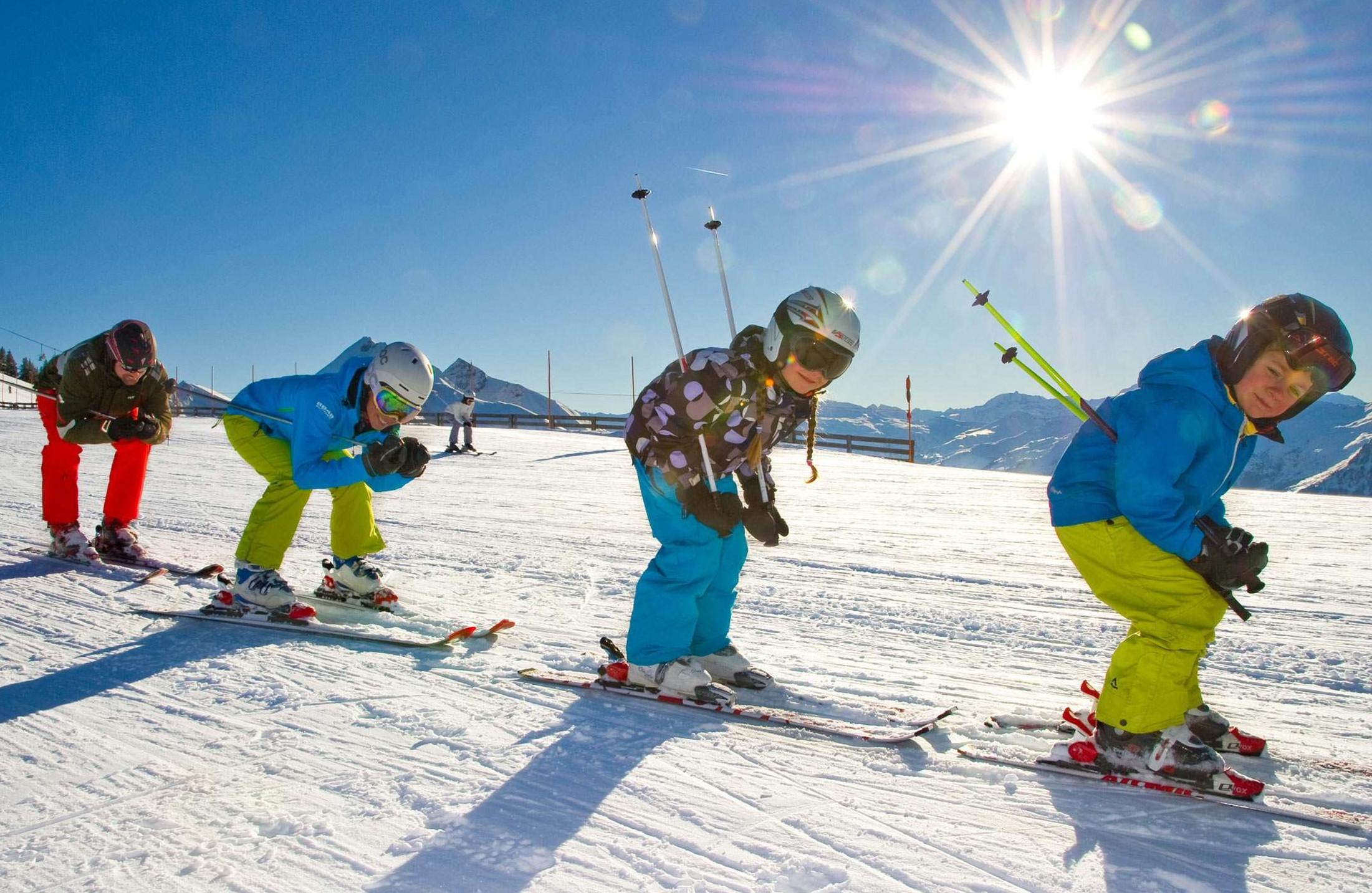 каране на ски банско