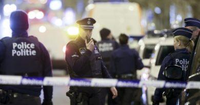 полиция брюксел