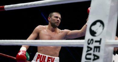 Тервел Пулев се изправя срещу Дешон Уебстър в зала Колодрума