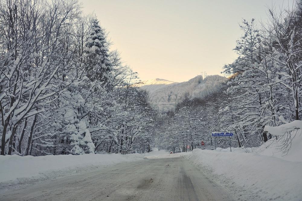 зима петрохан
