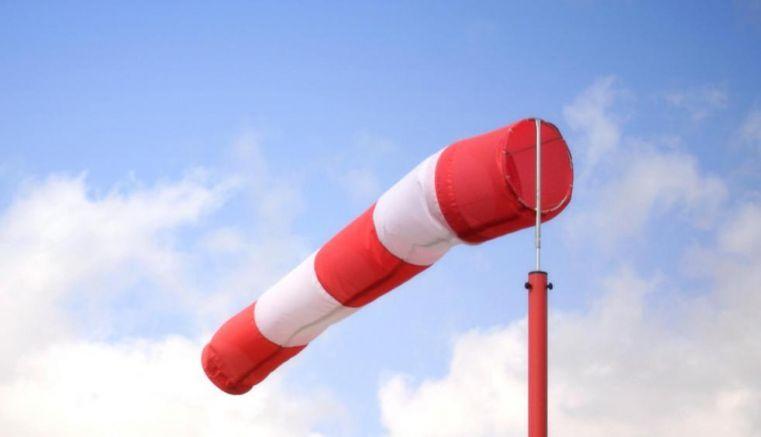 В почти цялата страна е в сила предупреждение за опасно силен вятър