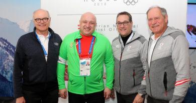 Министър Кралев и австрийският вицеканцлер Щрахе обсъдиха общите теми в сектор спорт по председателството на Съвета на ЕС