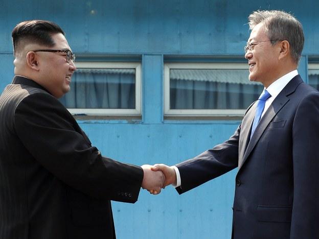 лидери корея