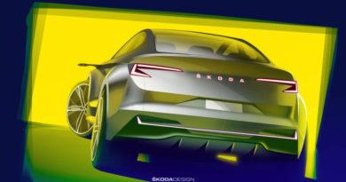 Skoda ще загатне за първия си електрически модел на салона в Женева