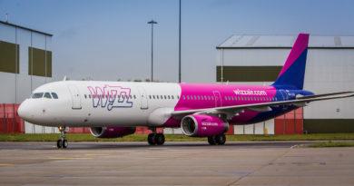 Wizz Air стартира директен полет София – Санкт Петербург