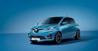 Второто поколение Renault Zoe е тук