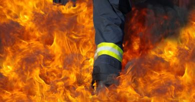 Пожар унищожи коли на столичен квартал