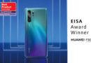 Huawei P30 Pro e смартфон на годината според EISA