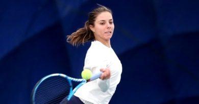 Виктория Томова влезе в основната схема на турнира в Осака