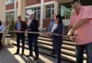 Министър Кралев откри ремонтираното спортно училище в Русе и обеща нови зали за бокс и щанги