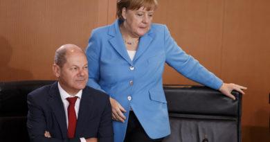 Германия ще помогне на задъхващата се автомобилна индустрия